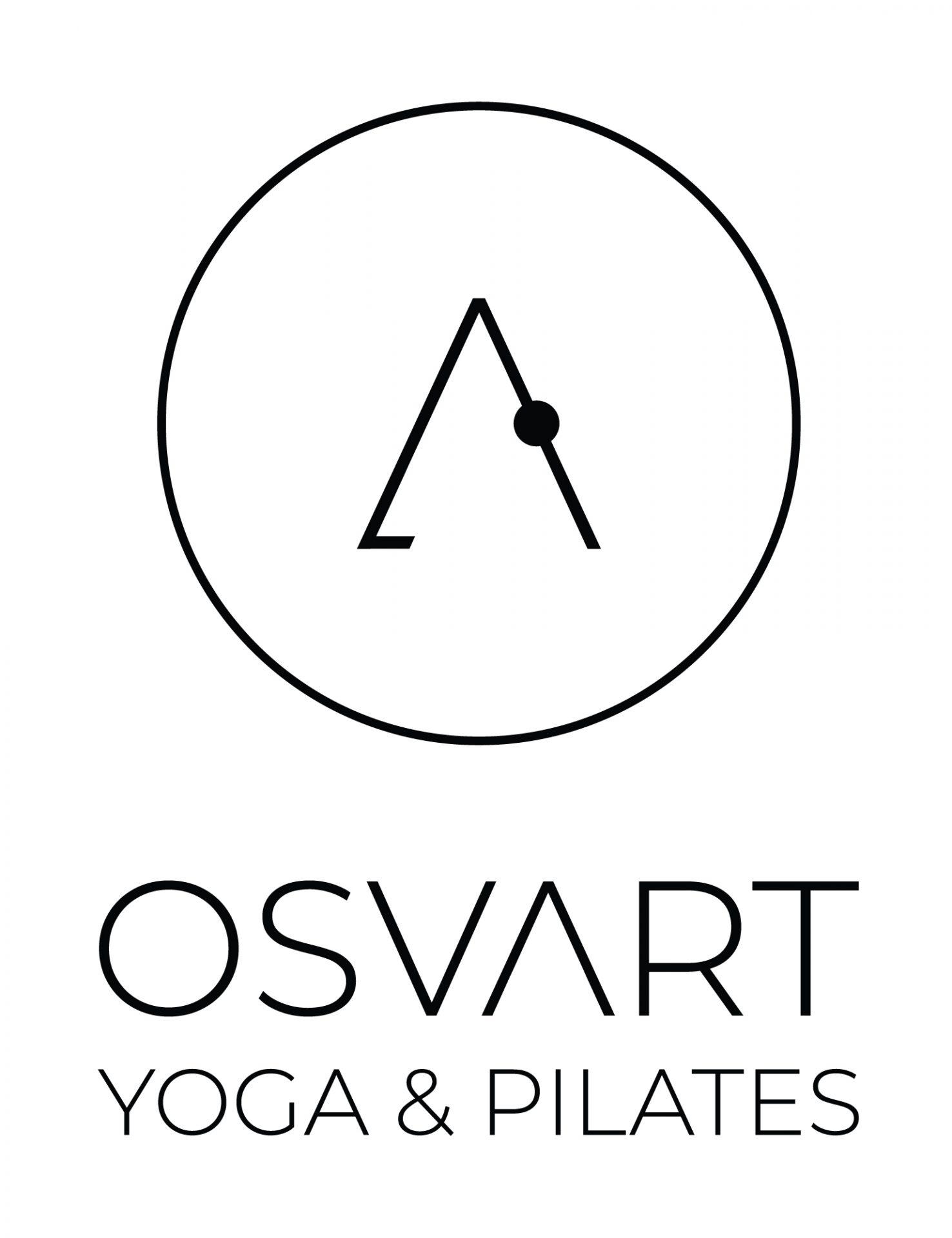 Osvart Yoga logó